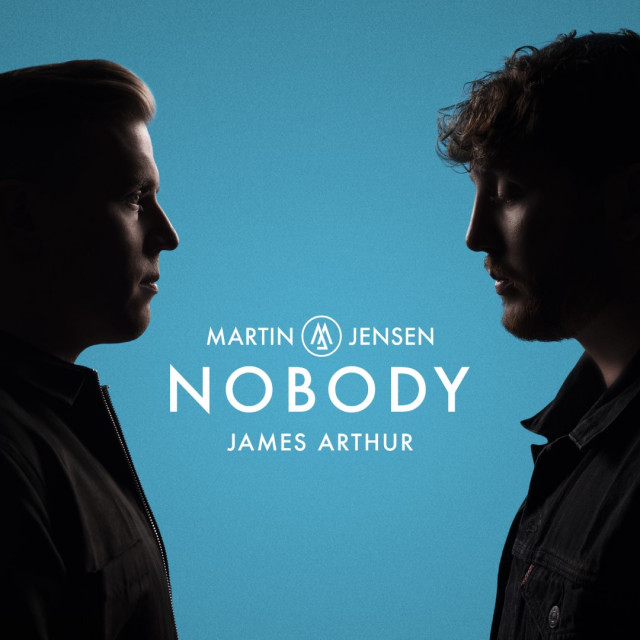 Martin Jensen & James Arthur - Nobody