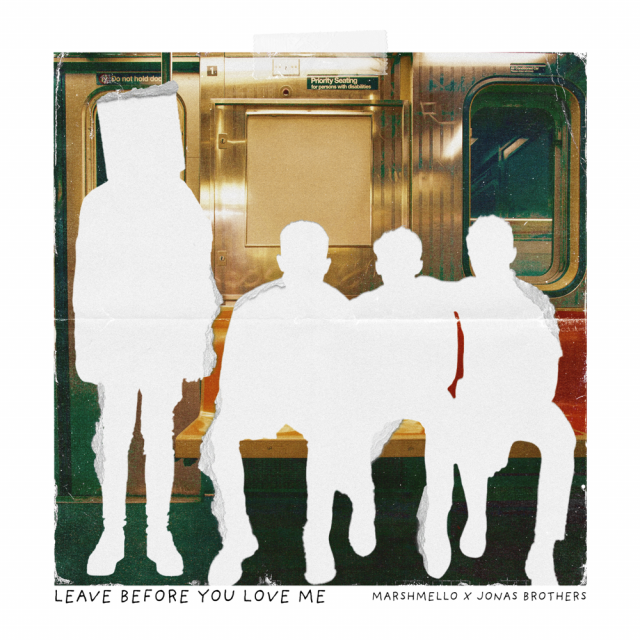 Marshmello X Jonas Brothers Leave before you love me