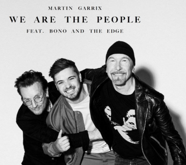 Martin Garrix feat. Bono & The Edge - We are the people