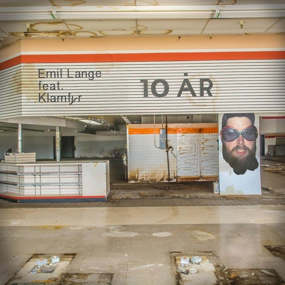 Emil Lange feat. Klamfyr 10 år