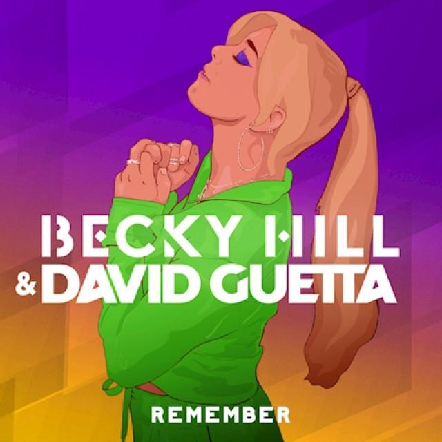 Becky Hill & David Guetta Remember