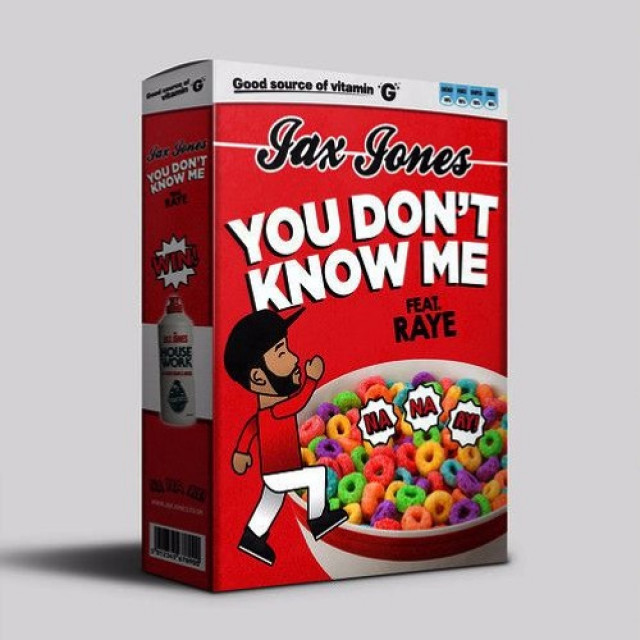 Jax Jones feat. RAYE You don't know me (EL!H x STONE Unofficial Edit)