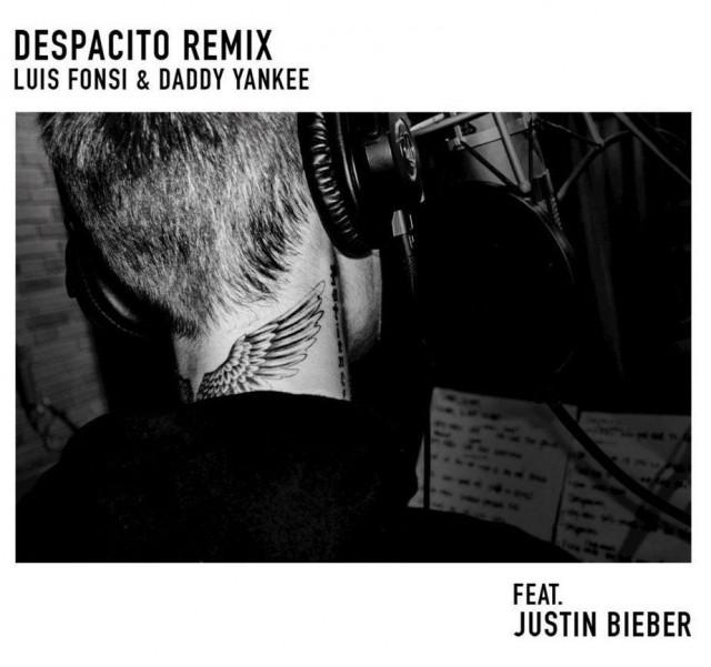 Luis Fonsi & Daddy Yankee featuring Justin Bieber Despacito