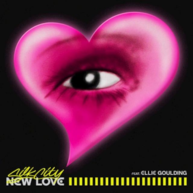 Silk City feat. Ellie Goulding - New love