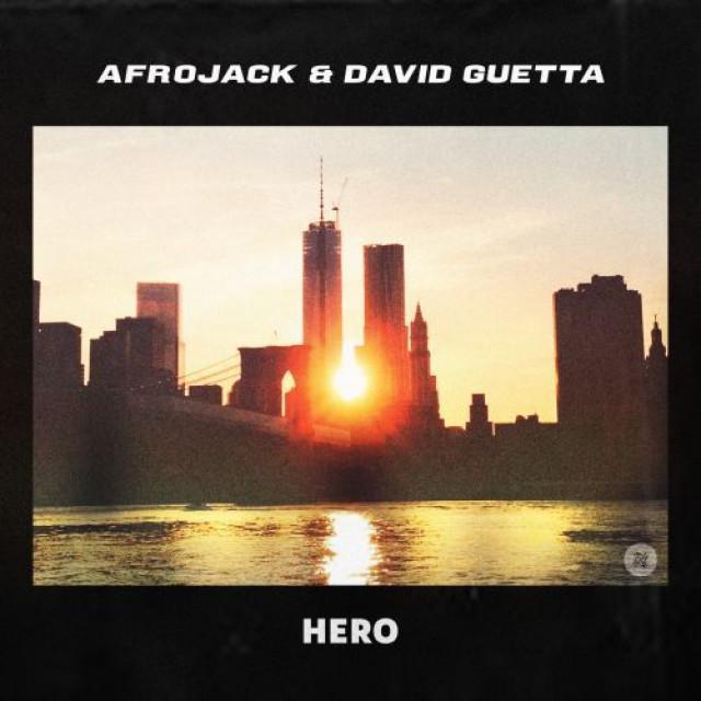 Afrojack & David Guetta - Hero