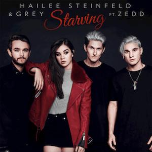 Hailee Steinfeld & Grey feat. Zedd <span>Starving</span>